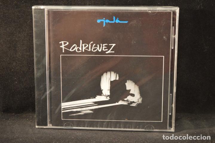 SILVIO RODRIGUEZ - RODRIGUEZ - CD (Música - CD's Latina)