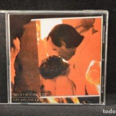 CDs de Música: SILVIO RODRIGUEZ - OH MELANCOLIA - CD. Lote 141233194