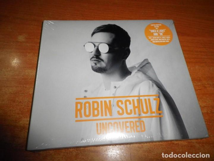 robin schulz - uncovered (full album) download