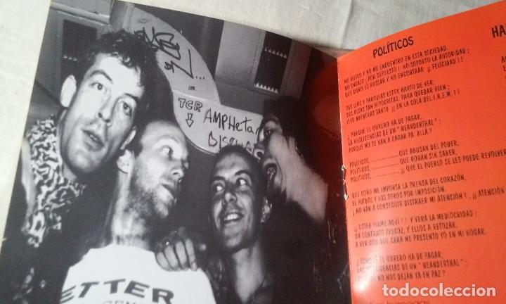 CDs de Música: RATONES KOLORAOS -CD ROCK-PUNK- PRIMER TRABAJO DEL GRUPO - Foto 3 - 141258314