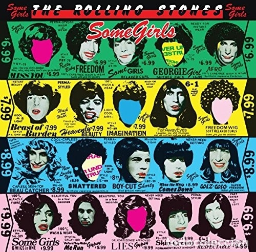 THE ROLLING STONES * SOME GIRLS * DELUXE EDITION 2011 * DIGIPACK EDITON * PRECINTADO (Música - CD's Rock)