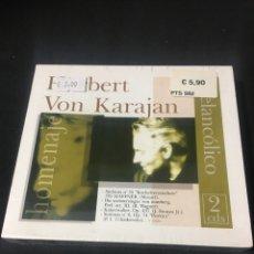 CDs de Música: ( 572 ) HERBERT VON KARAJAN ( CD MÚSICA SEGUNDA MANO ). Lote 141279754