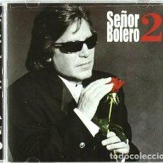 CDs de Música: JOSÉ FELICIANO - SEÑOR BOLERO 2 - CD. Lote 141308062