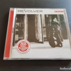CDs de Música: REVOLVER - 8:30 A.M. - CD ALBUM + DVD - WARNER - 2002. Lote 141308430