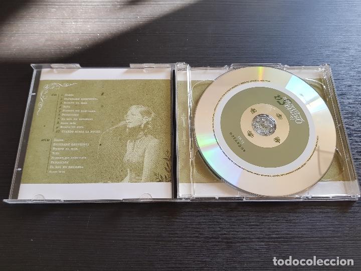 CDs de Música: LA QUINTA ESTACIÓN - ACÚSTICO - CD ALBUM + DVD - SONY - 2006 - Foto 3 - 141309046