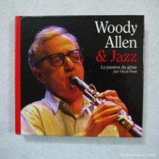 CDs de Música: WOODY ALLEN & JAZZ - LIBRO+CD . Lote 141326726