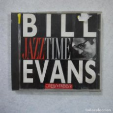 CDs de Música: BILL EVANS - JAZZ TIME - CD 1992 . Lote 141329530
