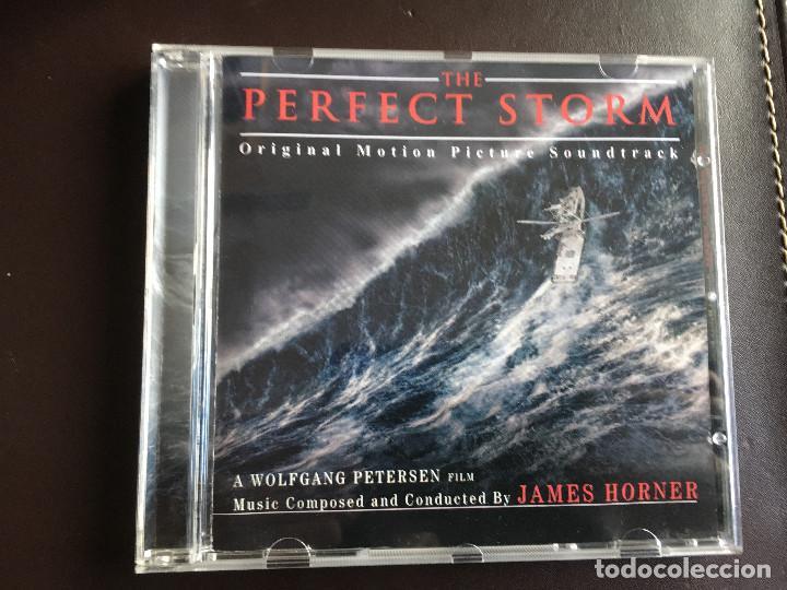 Cd Bso Ost Banda Sonora Perfect Storm La Torm Comprar Cds De Música De Bandas Sonoras En Todocoleccion 141395074