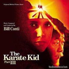 CDs de Música: THE KARATE KID III / BILL CONTI CD BSO. Lote 141440962