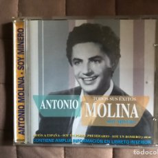 CDs de Música: CD DE ANTONIO MOLINA. Lote 141454726