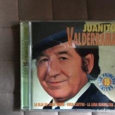 CDs de Música: CD JUANITO VALDERRAMA. Lote 141454884