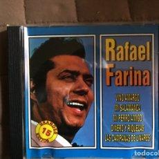 CDs de Música: CD DE RAFAEL FARINA. Lote 141454974