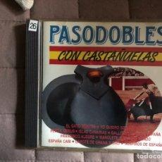 CDs de Música: CD DE PASODOBLES. Lote 141455104