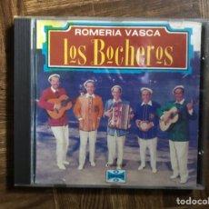 CDs de Música: CD LOS BOCHETOS , BILBAINADAS. Lote 141455785
