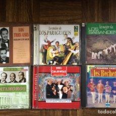 CDs de Música: 6 CD VARIADOS. Lote 141455980