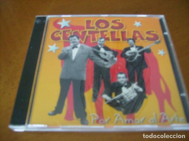 LOS CENTELLAS ( CD ) EXCELENTE ESTADO (Música - CD's Rock)