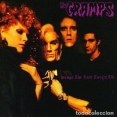 CDs de Música: THE CRAMPS SONGS THE LORD TAUGHT US. Lote 141479054