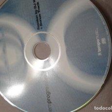 CDs de Música: SIN CAJA. Lote 141510246