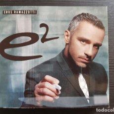 CDs de Música: EROS RAMAZZOTTI - E2 - DOBLE CD ALBUM + DVD - SONY - 2007. Lote 141510402
