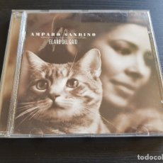 CDs de Musique: AMPARO SANDINO - EL AÑO DEL GATO - CD ALBUM - DRO - 1999. Lote 141538214