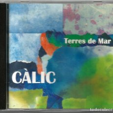 CDs de Música: CÀLIC - TERRES DE MAR (CD) 1995 - CANÇÓ CATALANA L'ALGUER (SARDENYA). Lote 43663979