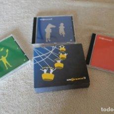 CDs de Música: ENGRESCA'T TRIPLE CD PROMO VARIOS ARTISTAS ELS PETS SOPA DE CABRA LAX'N'BUSTO OCULTS ETC . Lote 141555854
