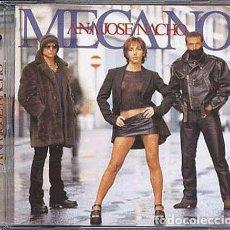 CD di Musica: MECANO - ANA JOSE NACHO - 2 CD - COPIA ESPAÑOLA - INCLUYE ENCARTE CON FOTOS Y LETRAS. Lote 141585282
