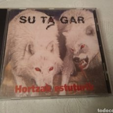 CDs de Música: SU TA GAR. CD HORTZAK ESTUTURIK.. Lote 141588585