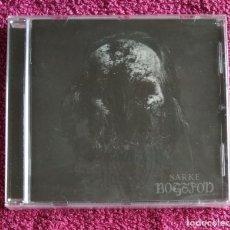 CDs de Música: SARKE - BOGEFOD CD NUEVO Y PRECINTADO - BLACK METAL THRASH METAL. Lote 141590058