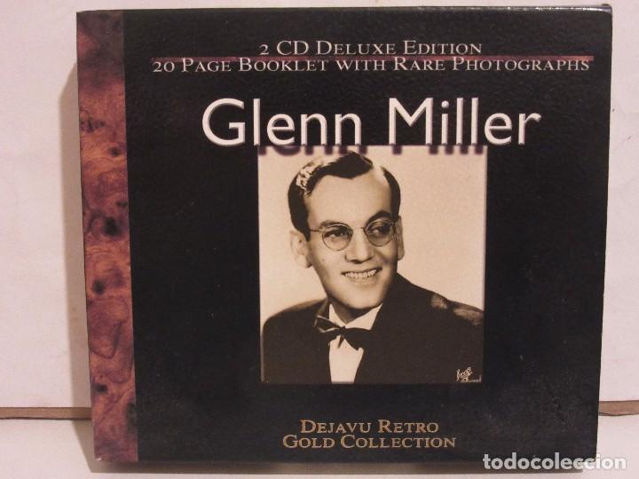 GLENN MILLER - 2 X CD - DELUXE EDITION - DEJAVU RETRO GOLD COLLECTION - EX+/EX+ (Música - CD's Jazz, Blues, Soul y Gospel)