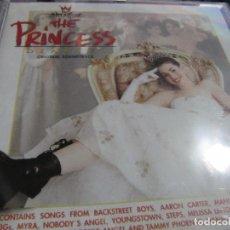 CDs de Música: THE PRINCESS DIARIES. BSO. WALT DISNEY. Lote 141613470