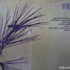 CDs de Música: MUSICA SIN FRONTERAS VOL II..DOBLE CD...PEDIDO MINIMO 5€. Lote 141628346