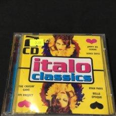 CDs de Música: ( 640 ) ÍTALO CLASSICS ( CD MÚSICA SEGUNDA MANO ). Lote 141640169