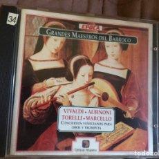 CDs de Música: 5 CDS MÚSICA CLÁSICA. Lote 141649438