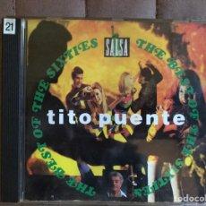 CDs de Música: CD DE TITO PUENTE. Lote 141650826