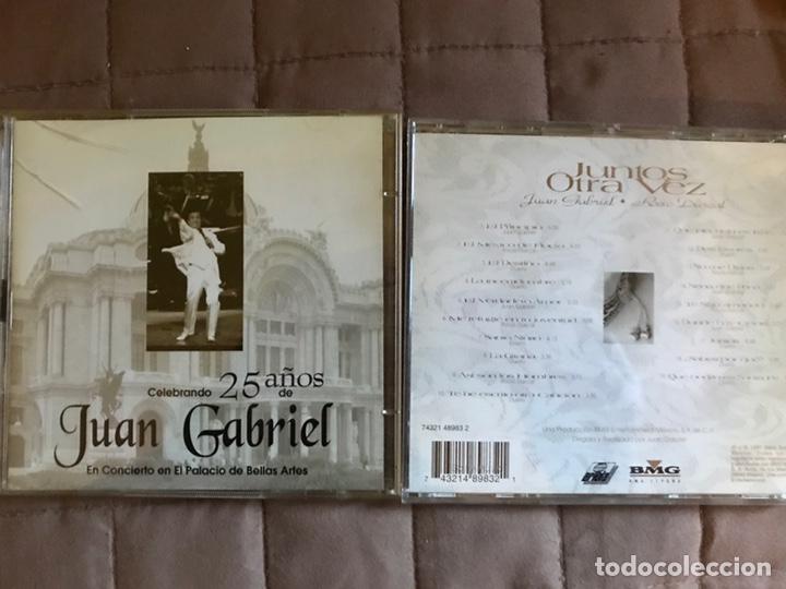 CDs de Música: 2 CDs de Juan Gabriel - Foto 2 - 141651488