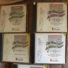 CDs de Música: 5 CDS MÚSICA CLÁSICA. Lote 141652021