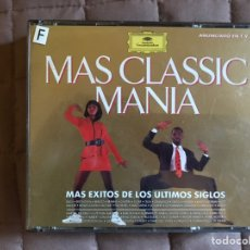 CDs de Música: CD DOBLE DE MÚSICA CLÁSICA. Lote 141654282