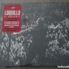 CDs de Música: LOQUILLO 2 CD DVD EL CREYENTE NUEVO. Lote 141661026