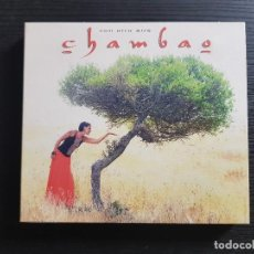 CDs de Música: CHAMBAO - CON OTRO AIRE - CD ALBUM + DVD - SONY - 2007. Lote 141663370