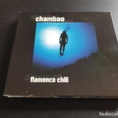 CDs de Música: CHAMBAO - FLAMENCO CHILL - DOBLE CD ALBUM - SONY - 2002. Lote 141663462