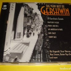 CDs de Música: GEORGE GERSHWIN / THE VERY BEST OF / GREATEST HITS / LO MEJOR DE / DECCA CLASSICS / 2 CD. Lote 141665142