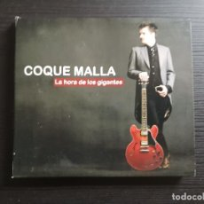 CDs de Música: COQUE MALLA - LA HORA DE LOS GIGANTES - CD ALBUM - WARNER - 2009 - LOS RONALDOS. Lote 141666738