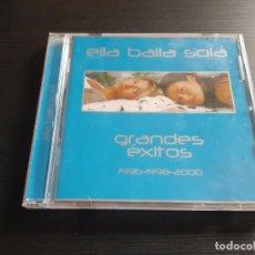 CDs de Música: ELLA BAILA SOLA - GRANDES ÉXITOS - CD ALBUM - EMI - 2001. Lote 141667482