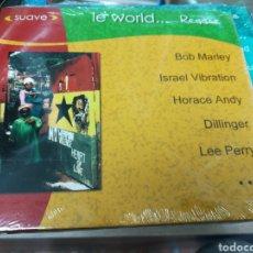 CDs de Música: LE WORLD CD REGGAE 2000 PRECINTADO. Lote 141670373