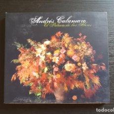 CDs de Música: ANDRÉS CALAMARO - EL PALACIO DE LAS FLORES - CD ALBUM - DRO - 2006 - LOS RODRIGUEZ. Lote 141697958