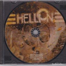 CD de Música: HELLION,(SIN CARATULA DELANTERA). Lote 141701042