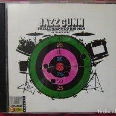 CDs de Música - SHELLY MANNE & HIS MEN.JAZZ GUN...PLAY HENRY MANCINY´S MUSIC...DIFICIL - 141702182