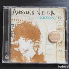CDs de Música: ANTONIO VEGA - ESCAPADAS - CD ALBUM - EMI - 2004 - NACHA POP. Lote 141726002