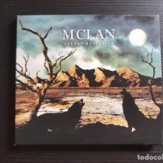 CDs de Música: M CLAN - ARENAS MOVEDIZAS - CD ALBUM - WARNER - 2012. Lote 178437746